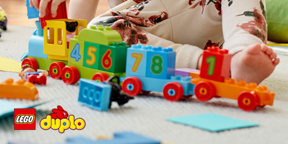 Lego Duplo: How to boost communication skills with color